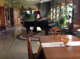 La Butte Ronde Couette et Café, Havre aux Maisons