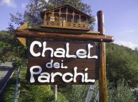 Chalet Dei Parchi, Saracinesco