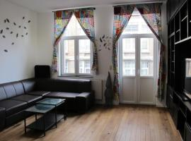 Apartment Tour & Taxis 3, Brussels