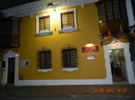 Casa Quinta Hotel Bogota