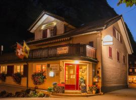 Gasthaus Tourist, Isenthal