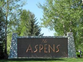 Aspen Condominiums by Rendezvous Mountain Rentals, Wilson
