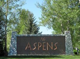 Aspen Condominiums by Rendezvous Mountain Rentals, Wilson