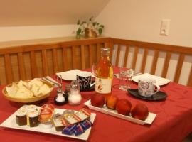 Bed and breakfast Matic, Gorenja Vas
