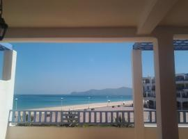 Appartement Sania plage, Marina Smir
