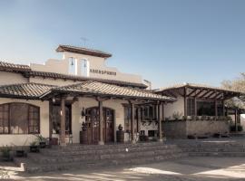 Hotel Hacienda Abraspungo, Riobamba