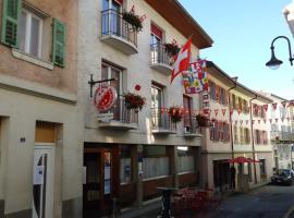 Hotel de l'Union, Orsières