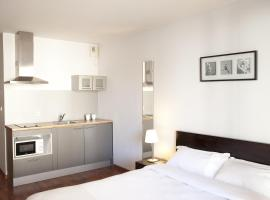 Ruby Suites Quartier Les Halles by Popinns, Strasbourg