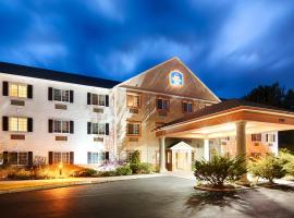 Best Western Plus Berkshire Hills Inn & Suites, Pittsfield