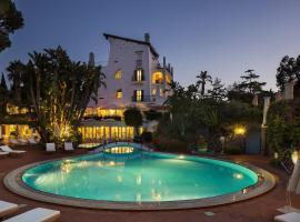 Grand Hotel Il Moresco, Isquia