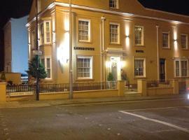The Lansdowne Hotel, Leamington Spa