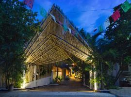Bambú Ecocabañas, San Agustinillo