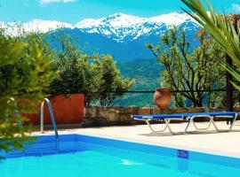 Anemole Traditional Cretan Villa