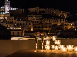 Apartamentos Mariano, Ibiza (mesto)