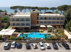 Hotel Albatros, Terracine