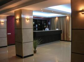 Hotel Zvezda, Alekseyevka