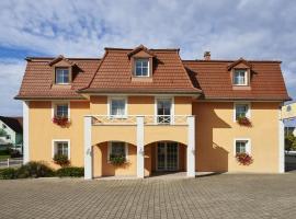 Hôtel Résidence au Vieux Marronnier Mulhouse Baldersheim, Baldersheim