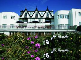 Hotel De Normandie, Сейнт Хелиър Джърси