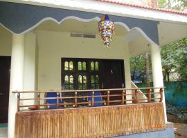 Cliff Lounge Guesthouse with Ayurvedic Centre, Varkala