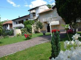 Villa Clementina, Mergozzo