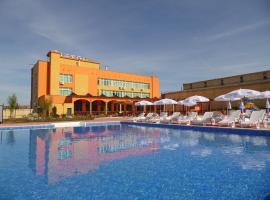 Hotel Amigos, Lukovit
