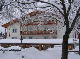 Bienvivre Hotel Los Andes, Castello di Fiemme
