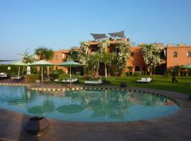 Riad Al Mendili Kasbah Private Resort & Spa, Had Abdallah Rhiat