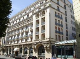 Hôtel Aletti Palace, Vichy