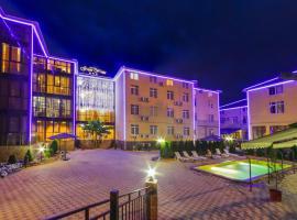 Green Hosta Hotel, Khosta
