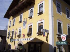 Gasthof zur Post, Taxenbach