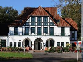 頓森羅格森林酒店, Groß Köhren