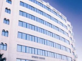 Toledo Amman Hotel, Amman