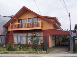 Casa Chilhué - Hostal Residencial, Castro