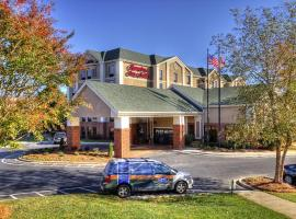 Hampton Inn and Suites Asheville-I-26, Fletcher