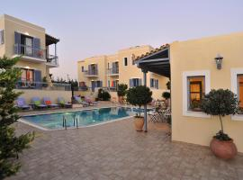 Fistikies Holiday Apartments, Aegina Town