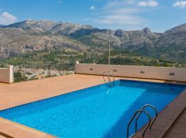 Apartamentos Serrella Rural Guadalest, Benimantell