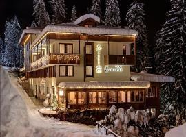 Hotel Caminetto, Folgarida