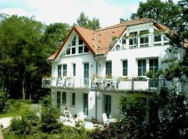 Waldhaus Mühlenbeck bei Berlin, Miulenbekas