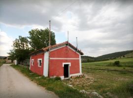 Casa Rural - Estación del Río Lobos, Hontoria del Pinar