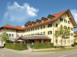 Hotel zur Post, Ašhajm