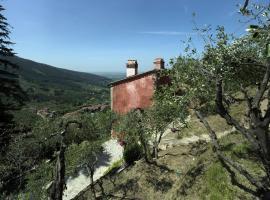 Casa Rossa Lodge, Calci