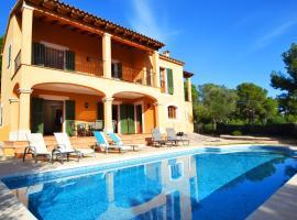 Villa Spring 1, Cala Pi