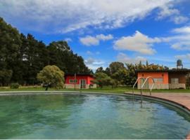 Cabañas Bhen Bahi, Villa Residencial Laguna Brava