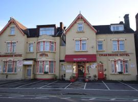 Cranbrook Hotel, Ilford