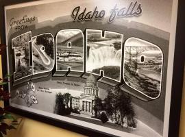 Super 8 Idaho Falls, Idaho Falls