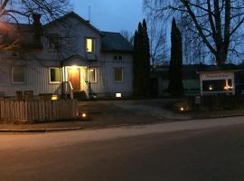 Norrgården i Sandviken, Sandviken