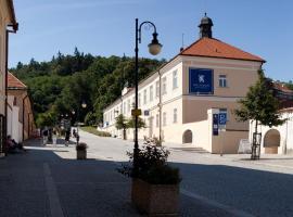 Hotel Pod Zámkem, Boskovice