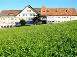 Hotel am Schönenbühl, Σπάιχερ