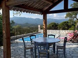 Villa in L Extreme Sud VI, Pietra Longa Salvini