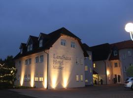 Landhaus Hotel Müller, Ringheim